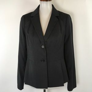 Laundry By Shelli Segal Blazer Button Front